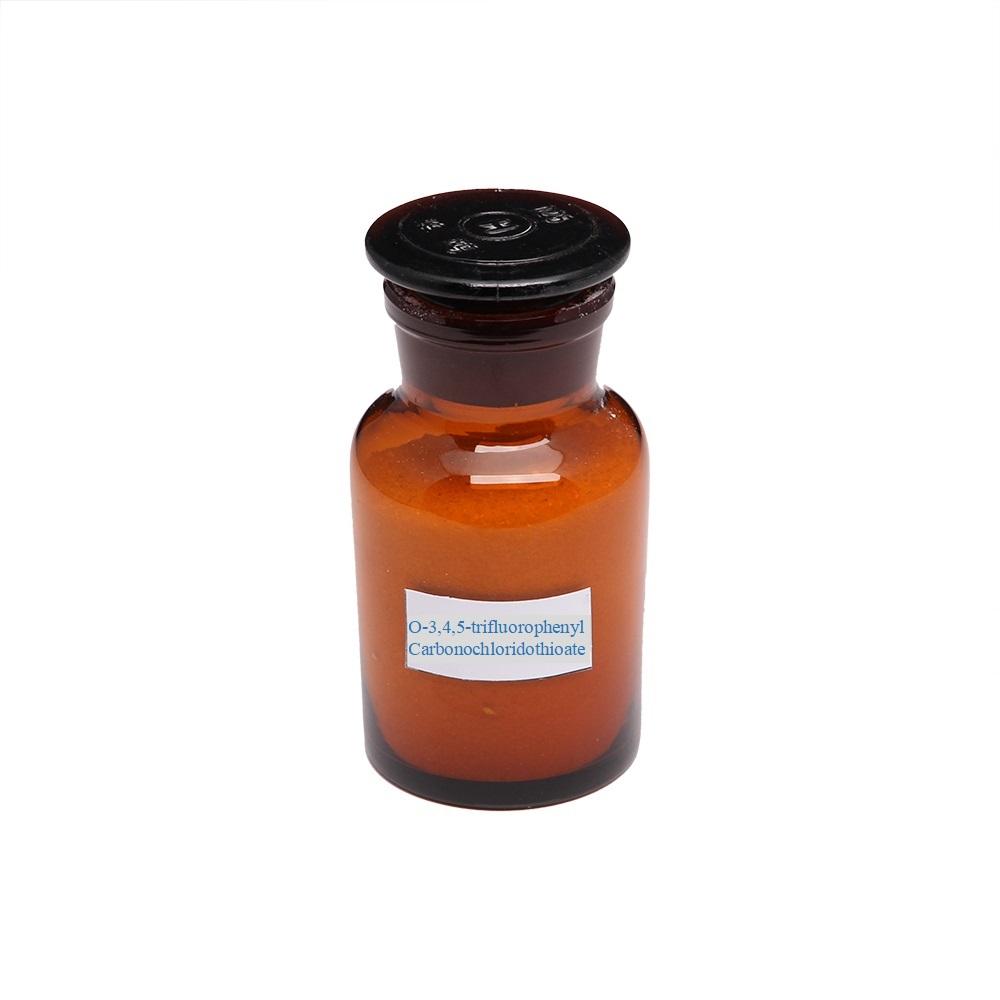 3,4,5-三氟苯基氯硫甲酸酯